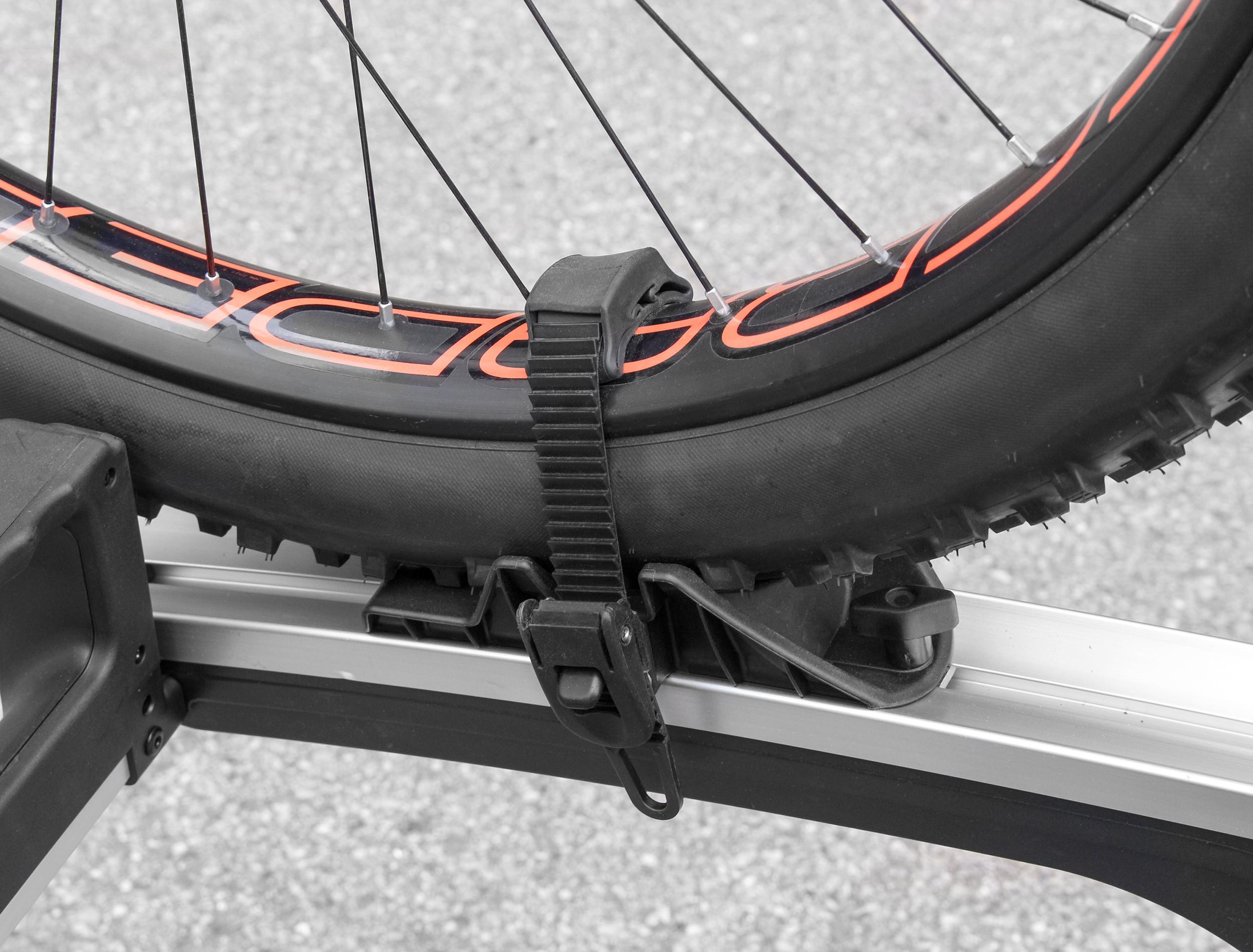 Bullwing Radstopper für breite Reifen bis 3,25 Zoll Set 2 Stück