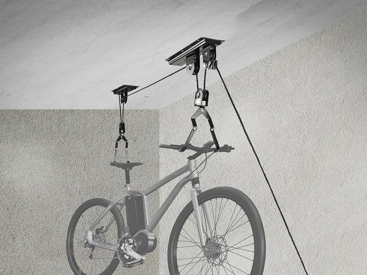 Eufab Fahrrad Deckenlift