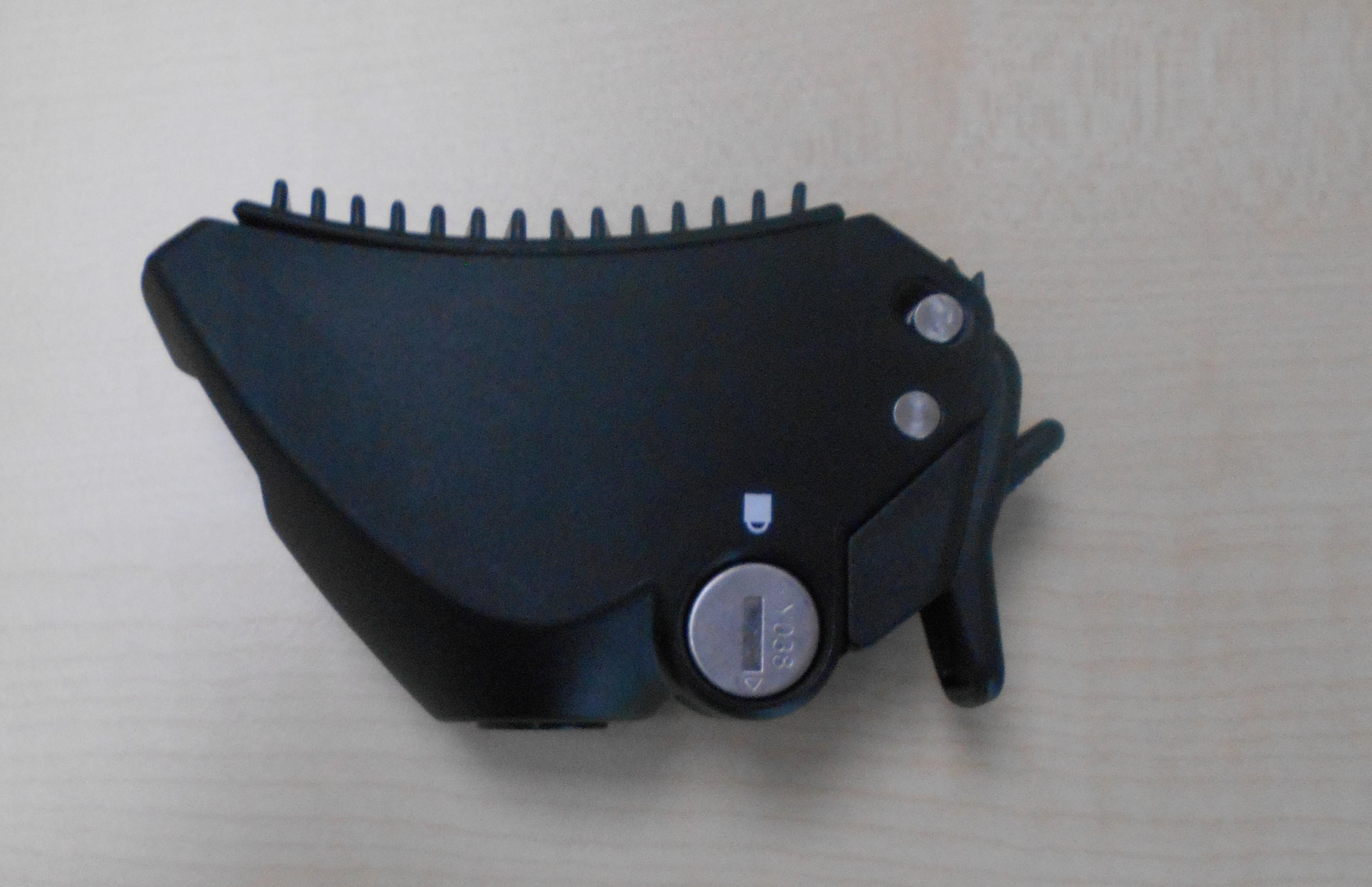 Kopf E-Bike Rahmenhalter mit Schlosscode Y038