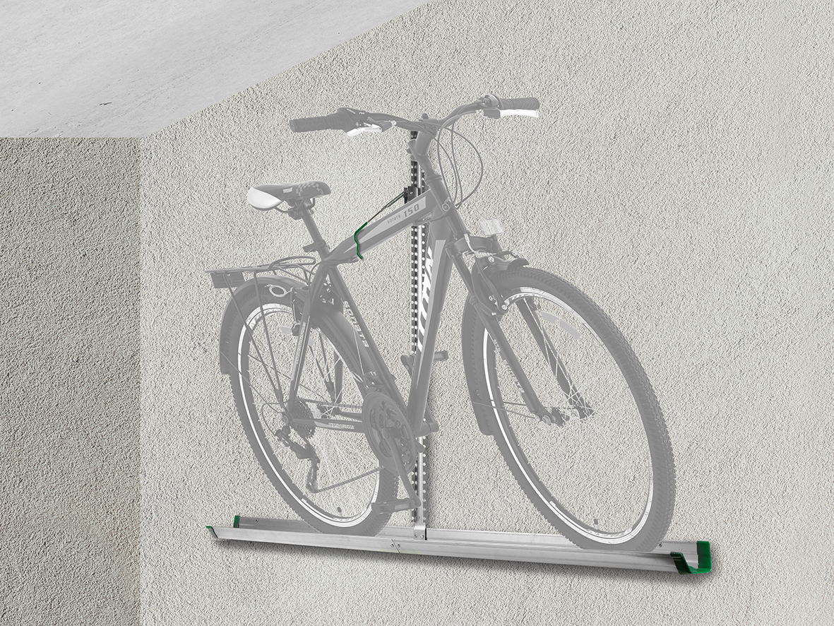 Eufab Fahrrad Wandhalter
