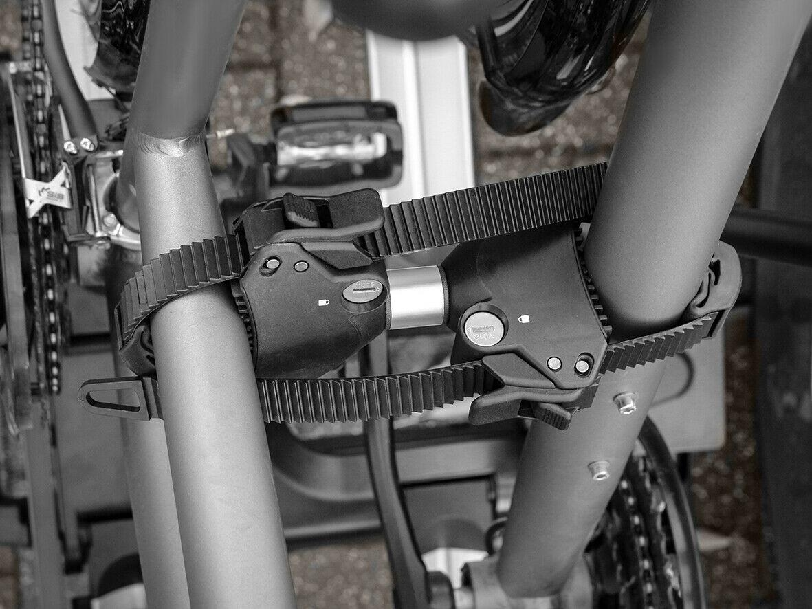 Bullwing E-Bike Rahmenhalter beidseitig abschließbar
